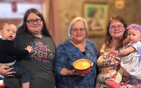 Read more about Grandma Wehnke's Dip
