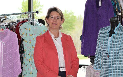 Read more about Regina Haddock: Helping Women Put Their Best Foot Forward