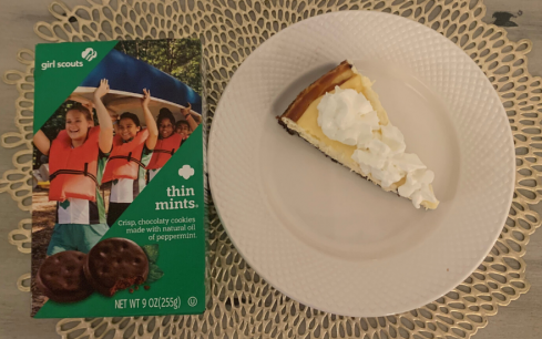Read more about Thin Mint Cheesecake
