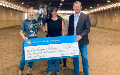 Read more about Creating an Empowering Environment with Equine Therapy